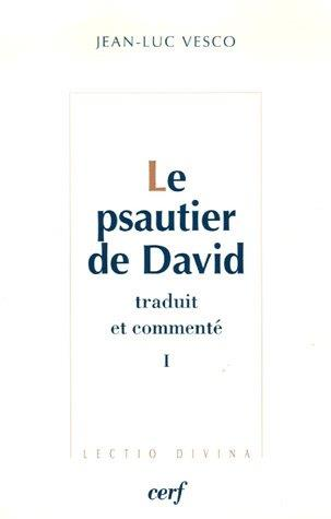 LE PSAUTIER DE DAVID 2 VOLUMES